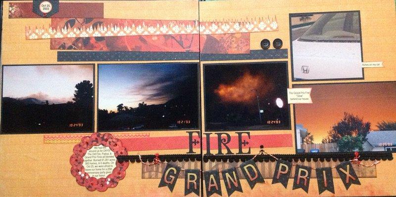 Grand Prix Fire