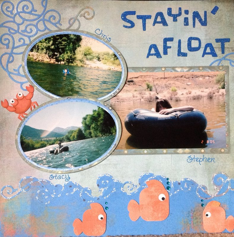 Stayin' Afloat- Pg #1