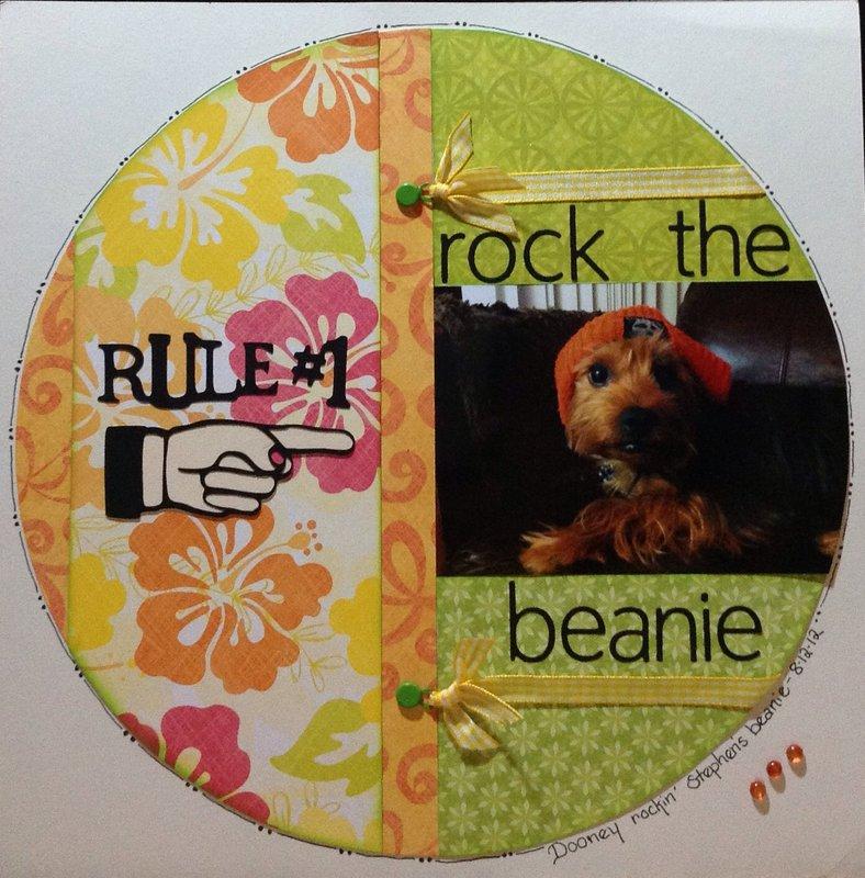 Rock the Beanie