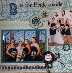 B is for Bridesmaids pg#1