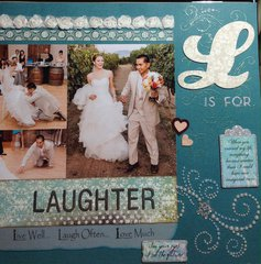 L is for Laughter Pg#2