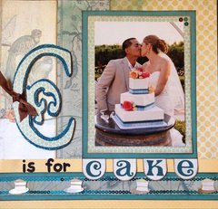 C is for Cake pg#1