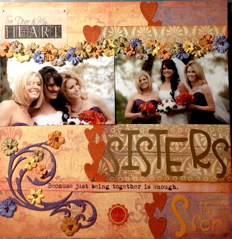 S is for Sisters pg#1