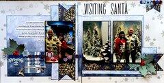 Visiting Santa