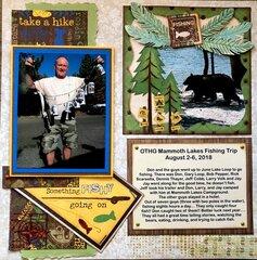 OTHG Mammoth Lakes Fishing Trip 2018