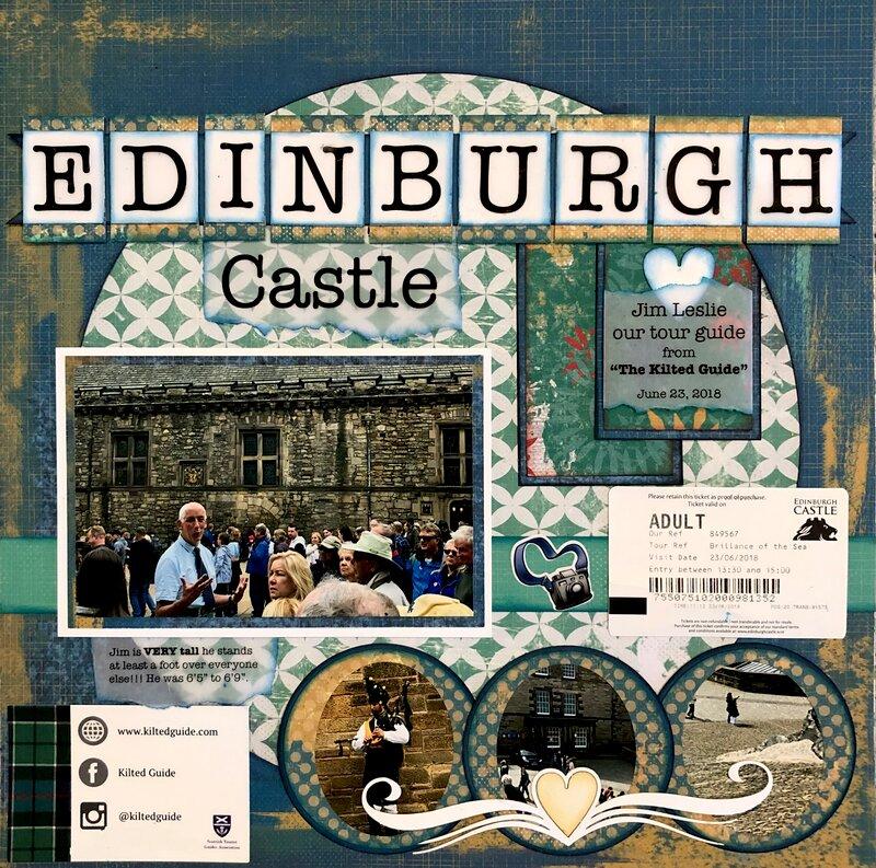 Edinburgh Castle pg #1
