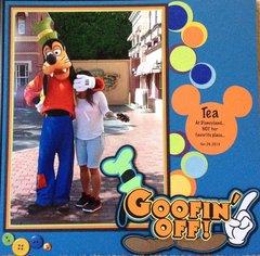 Goofin' Off