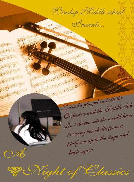 concert fiddle club