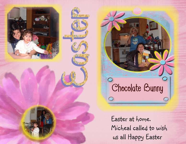 Easter Micheal call