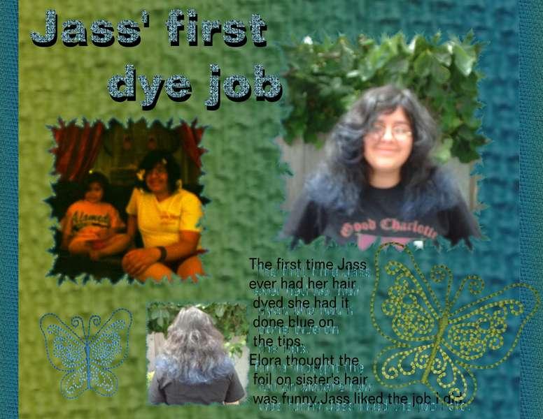 dye job