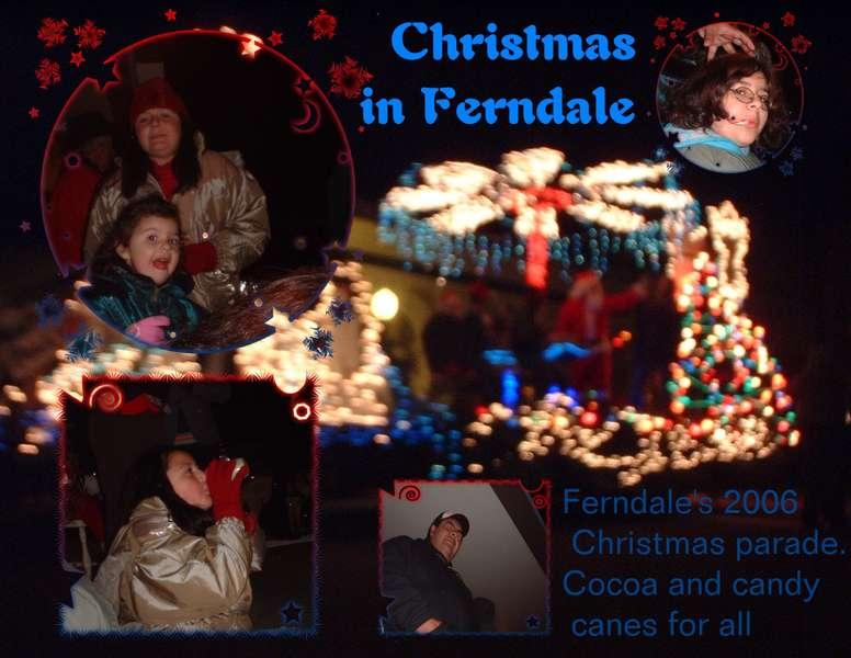 ferndale christmas