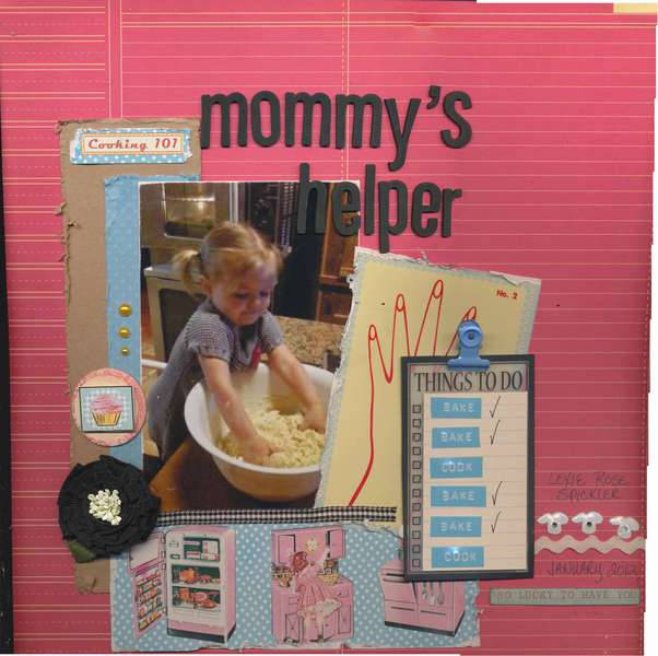 Mommy's Helper