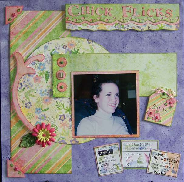 Chick Flicks pg 1