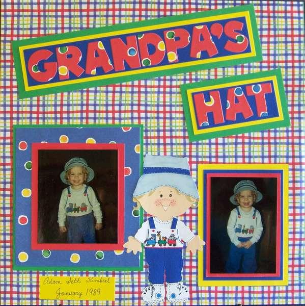 Grandpa's Hat pg 1