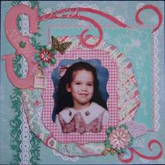 Sarah - six years old