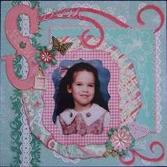 Sarah - six years old