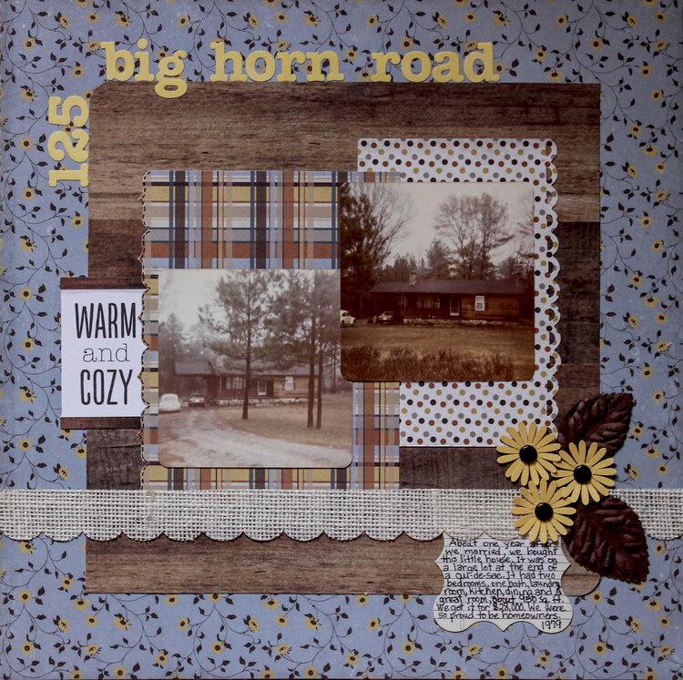 125 Big Horn Road