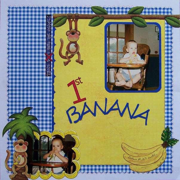 1st Banana