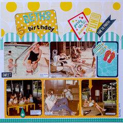 Beth's 5th Birthday