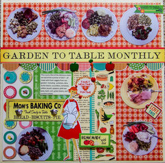 Garden to Table Monthly