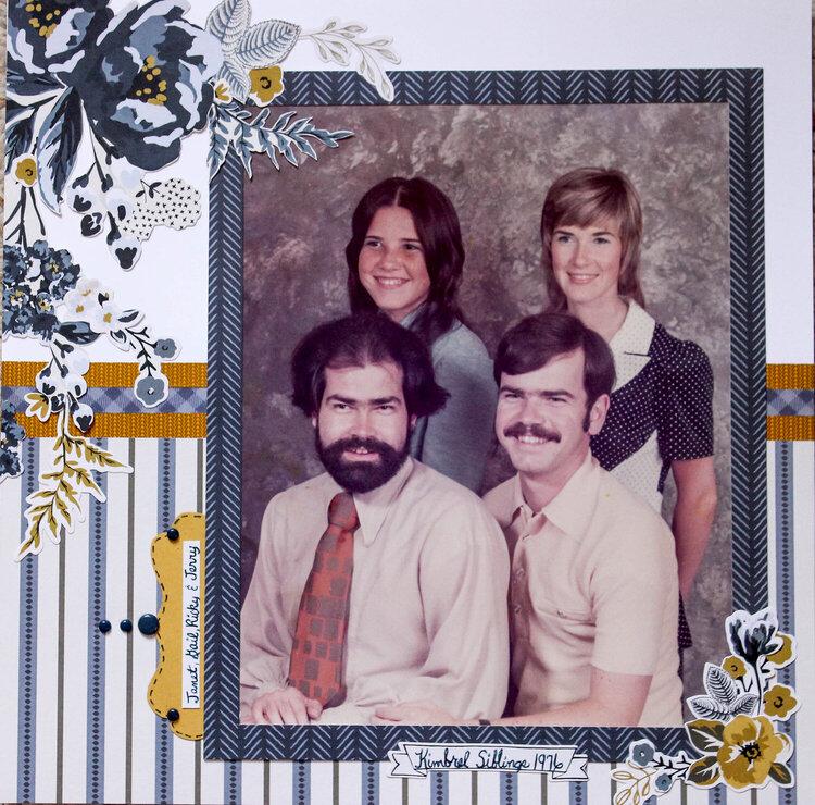 Kimbrel Siblings 1976