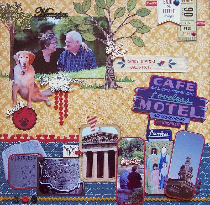 Memories - Randy & Vicki