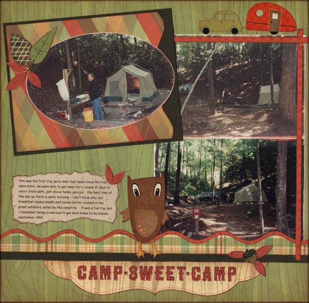 camp - sweet - camp