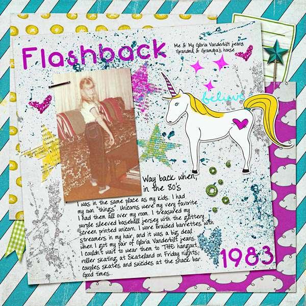 flashback 83