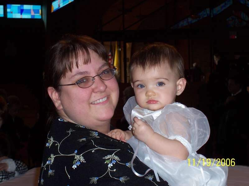 Cristine and Myself