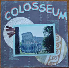 Colosseum page 1