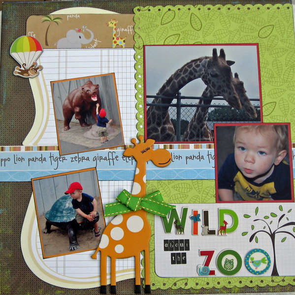 Wild about the Zoo
