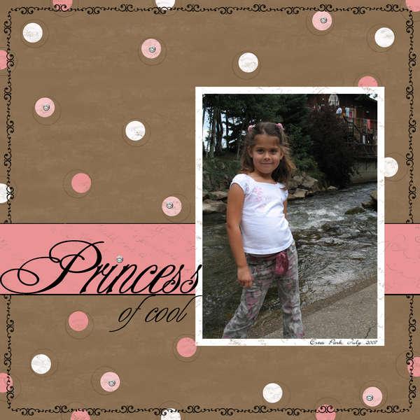 Princess of cool