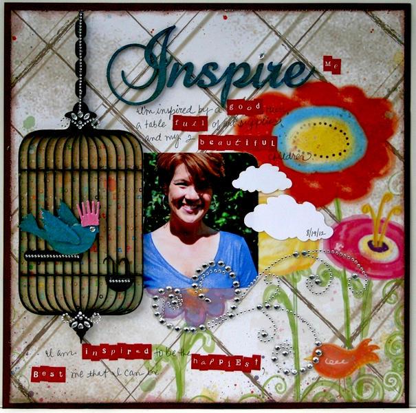 Inspire Me  *Want2Scrap