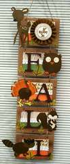 Happy Fall Wall Hanging **Reminisce**