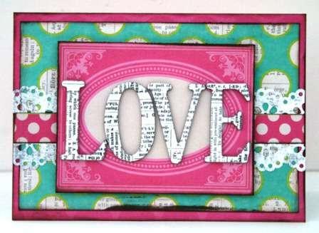 Love card  **Ruby Rock-It
