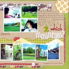 Escape 2 Which Mountain?