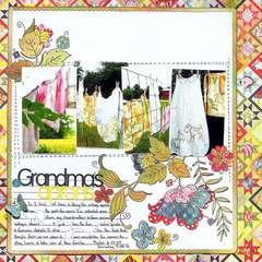 Grandma's Aprons