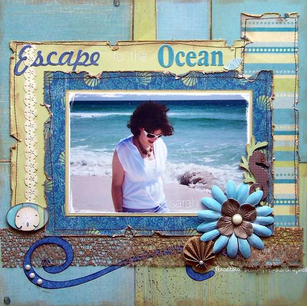 Escape To The Ocean