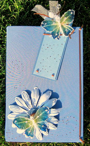 Book and Bookcover/mark swap