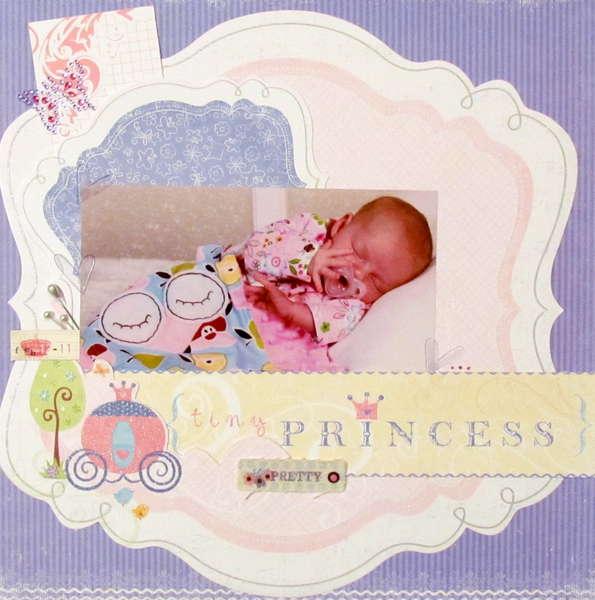 Tiny Pretty Princess