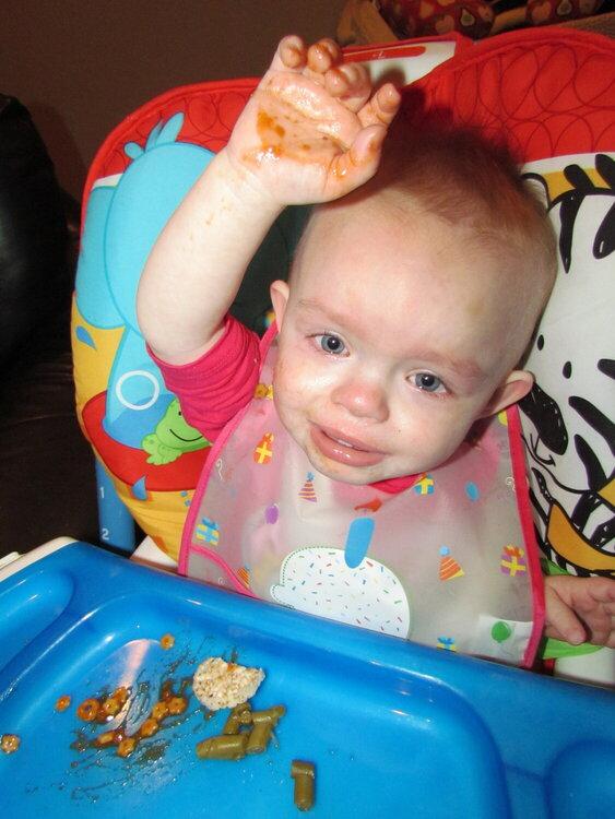 Adelyn's food meltdown - What's for Dinner Tonight thread