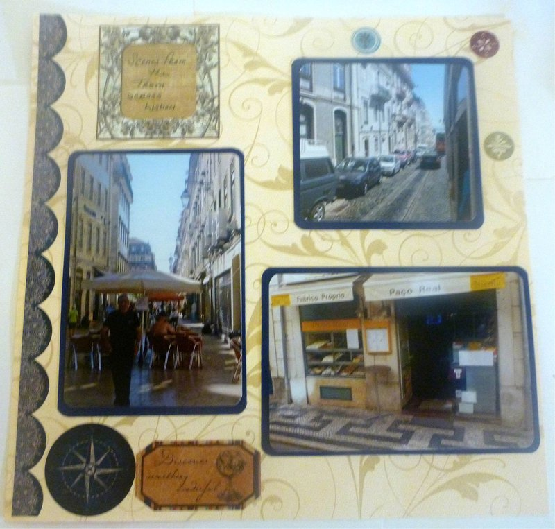 Scenes from a Lisbon Tram