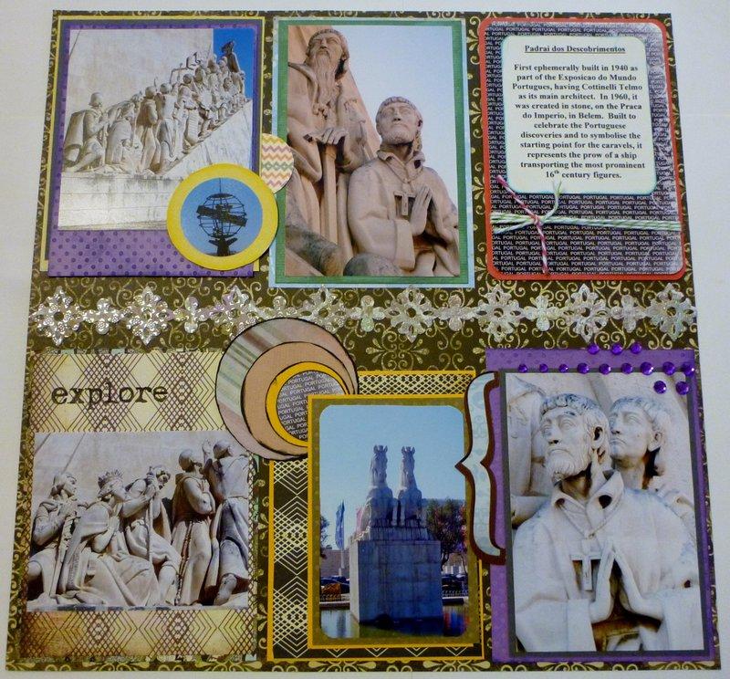 Explorers of Portugal Monument