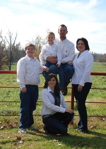 My Family - November 2009
