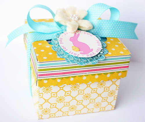 Just for you - Easter Box
