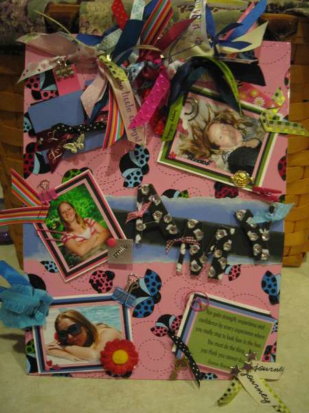 Altered Clipboard by Debrabee!