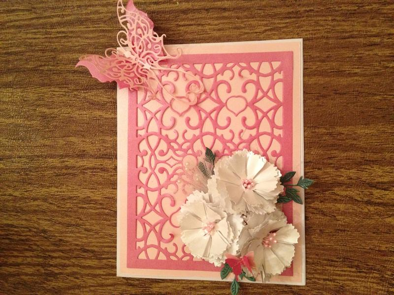 Cheery Lynn Designs Die Cut - Card