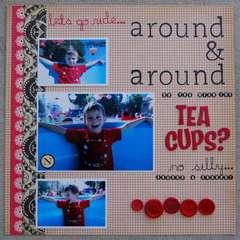 Around and Around
