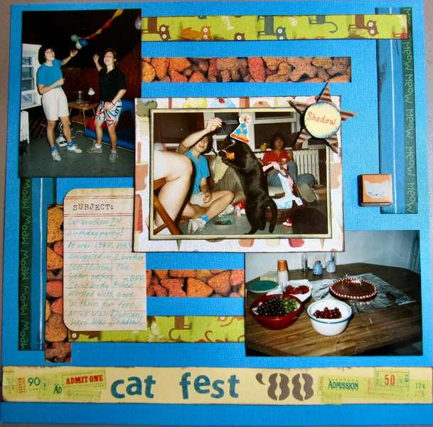 Cat Fest '88 p. 1