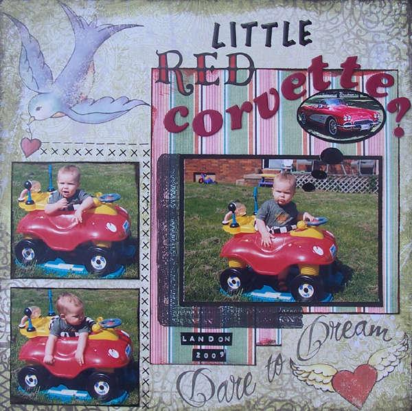Little Red Corvette?
